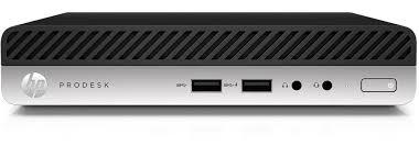 HP 400 G3 Mini i5/8GB/SSD256GB/W10P64