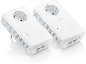 ZyXEL PLA5456, AV2000 MIMO Pass thru Powerline kit