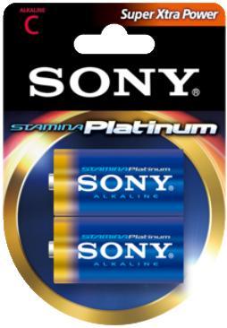 Sony Stamina Plat. alk.bat,vel.C,2kom,bl