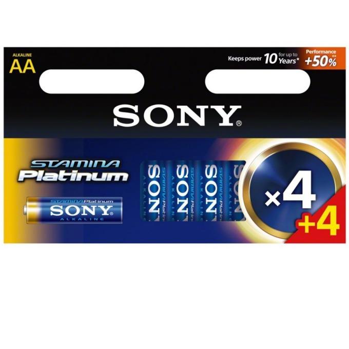 Sony Stamina plat., alkalna LR03 bat. AAA 8 kom