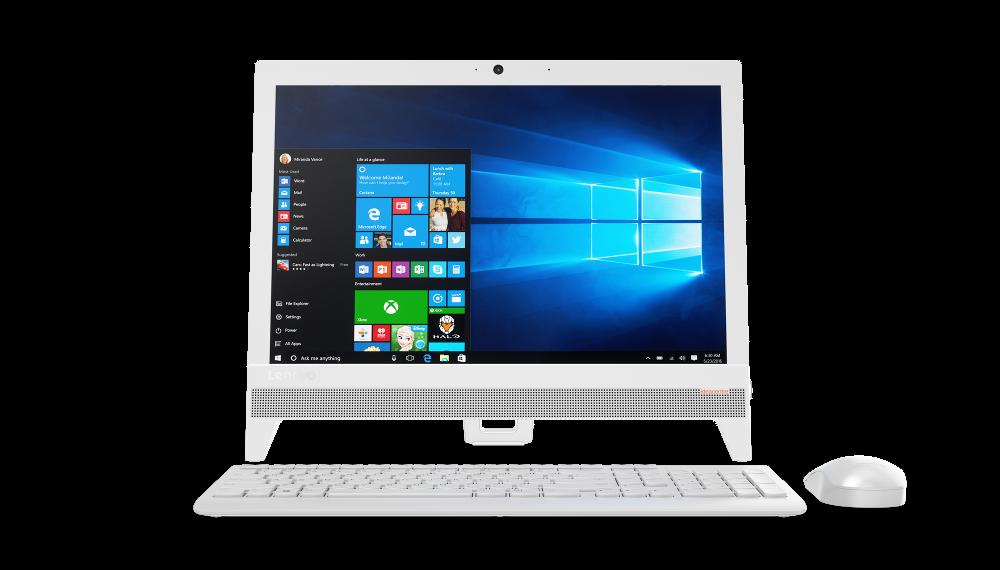 Lenovo AiO 310 J3355/4GB/1TB/IntHD/19,5''/bijeli