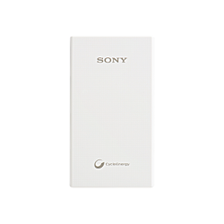 Sony power bank za mob. 5000 mAh, bijeli