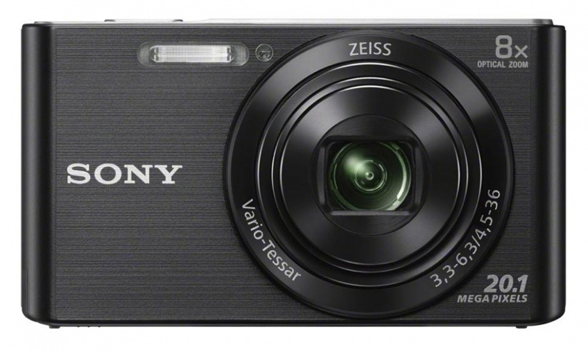 "Sony DSC-W830B 20Mp/8x/2.7""/720p  crni"