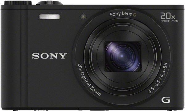 Sony DSC-WX350B crni/ 18Mp/ 20x zoom