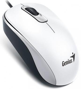 Genius DX-110 LED, BlueEye, USB, bijeli