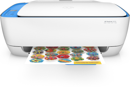 HP Deskjet 3639 All-in-One Prin., F5S43B