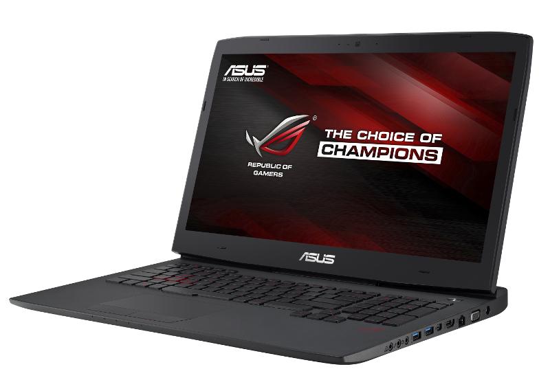 """Asus G751JT i7/16GB/2TB/17.3""""FHD/GTX970M/W10/crni"""