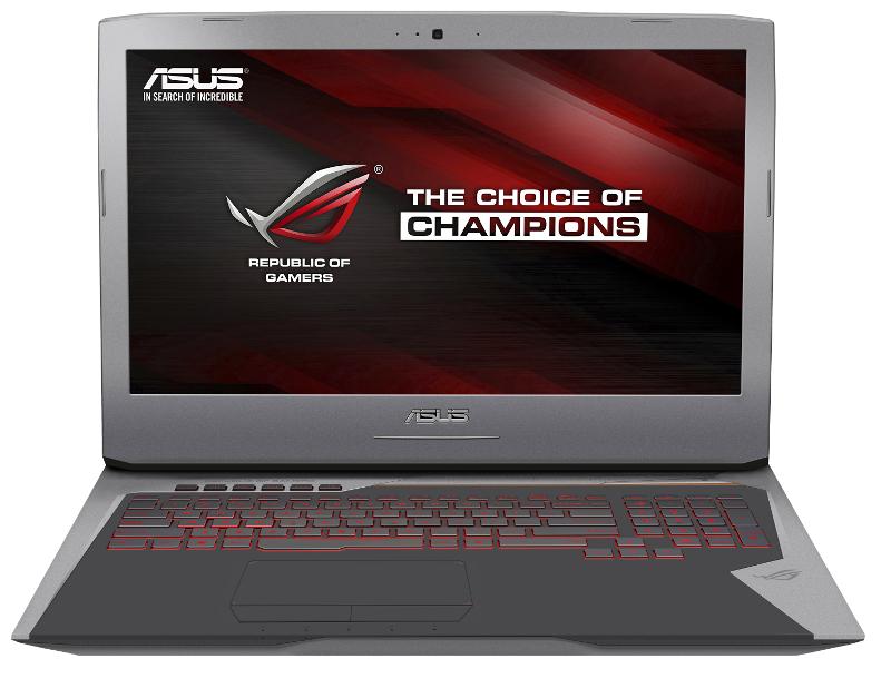"""Asus G752 Chronos i7/8GB/1TB/GTX970M/17.3""""FHD/W10"""