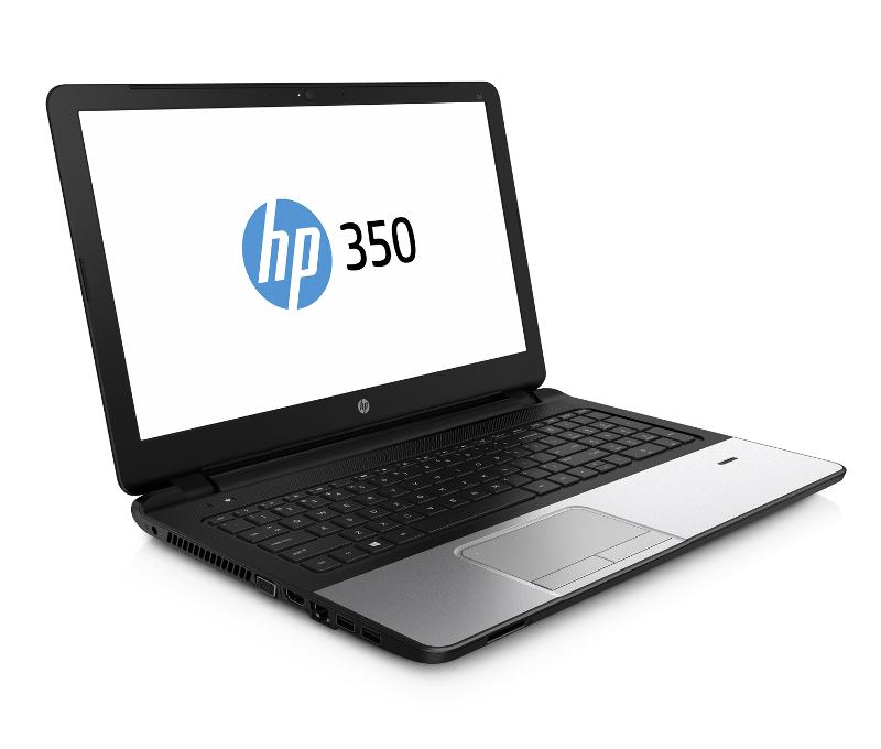 """HP 350 i3/4GB/500GB/15.6""""HD/IntHD/DOS"""