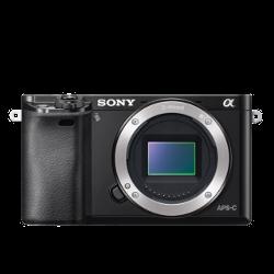 Sony ILCE-6000, 24,3MP, crno kućište