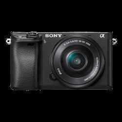 Sony ILCE-6300, 24,2MP, 4K video, crni, 16-50mm