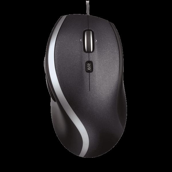 Logitech M500 žičani laserski miš