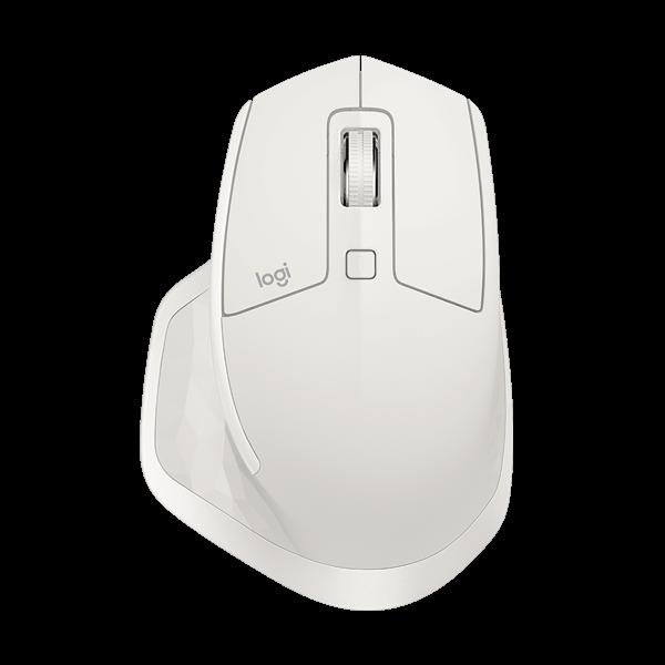 Logitech MX Master 2S bežični miš + BT, svj. siva
