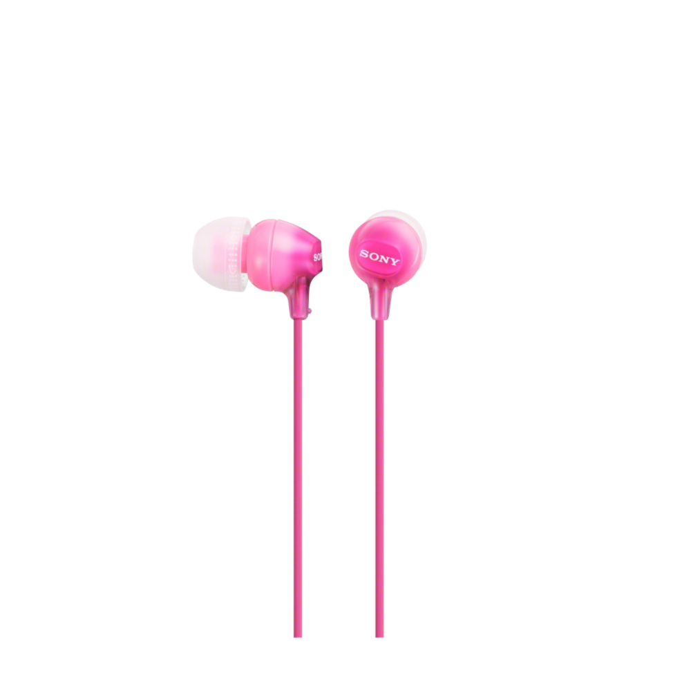 Sony EX15LPPI slušalice in-ear 9 mm roze