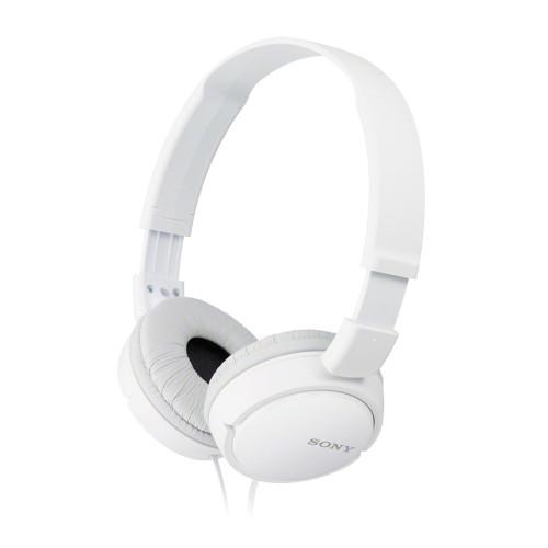 Sony ZX110W slušalice 30mm active bijele