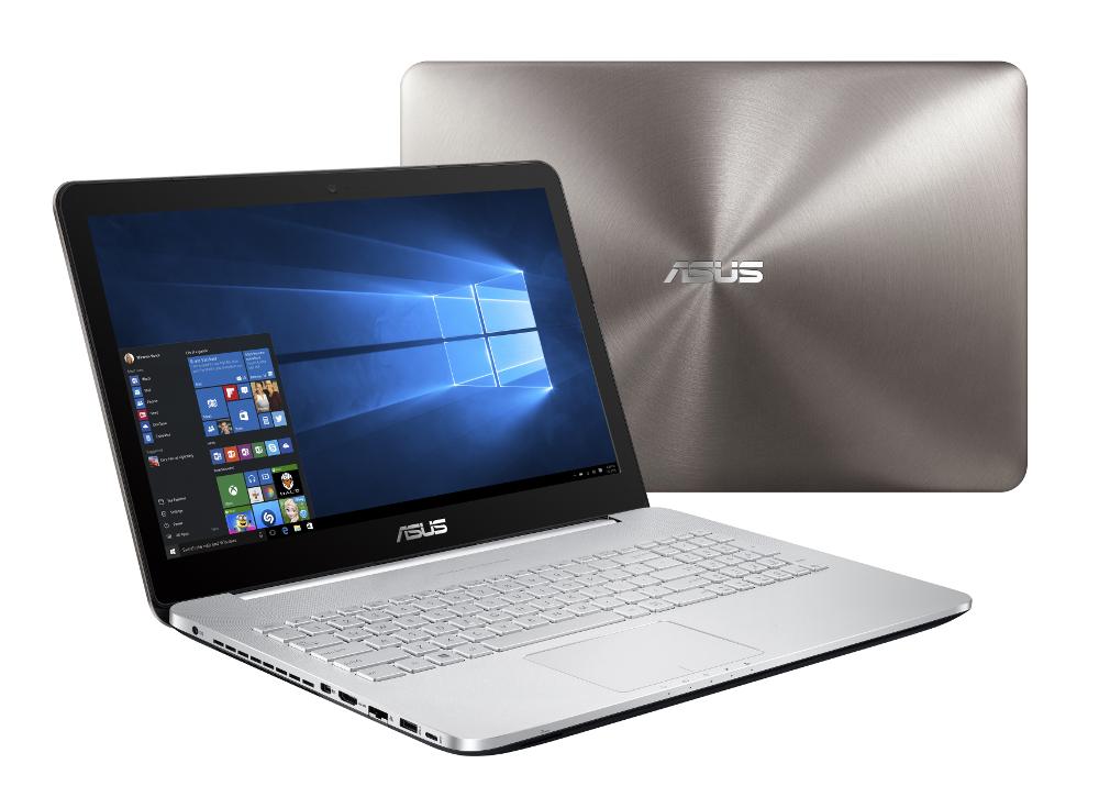 Asus N552VX i7/16GB/1TB+128GB/GTX950M/15.6QFHD/DOS