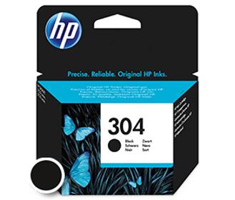 N9K06AE HP tinta crna, No.304