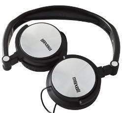 Maxell sklopive slušalice, srebrne