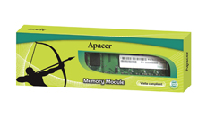 Apacer DDR2 800MHz, 2GB, Retail