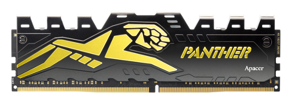 Apacer Panther Gold DDR4 2666MHz, 8GB