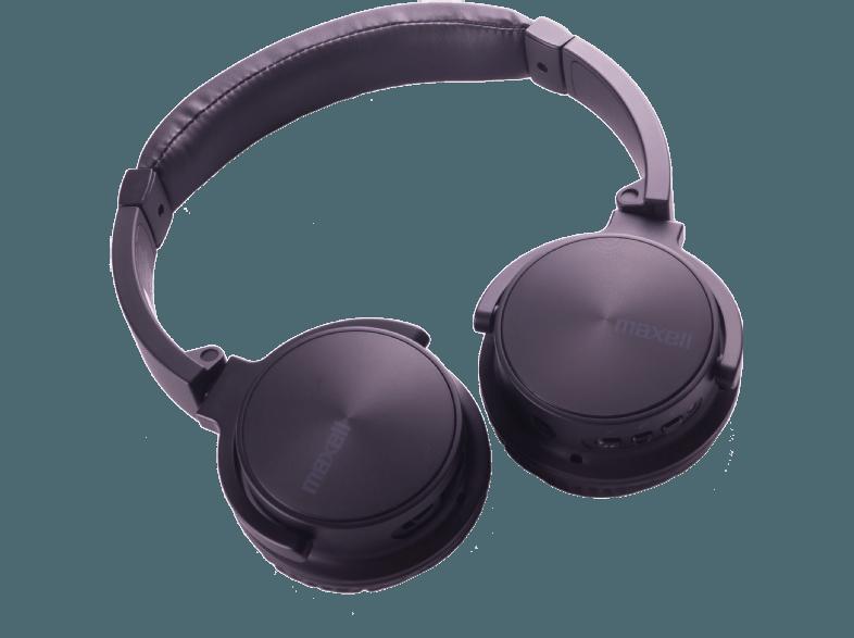 Maxell bežične sklopive slušalice BT900, crne