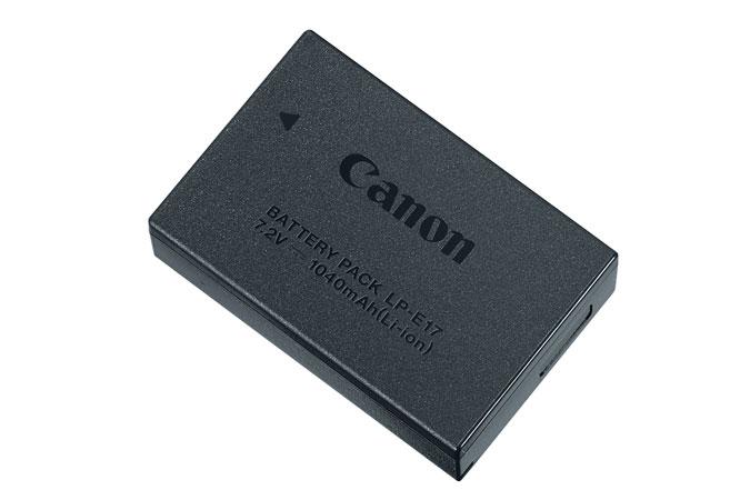 Canon baterija LP-E17, 750d, 760d, EOS M3