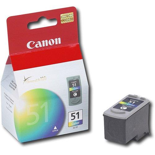 Canon tinta CL-51, boja