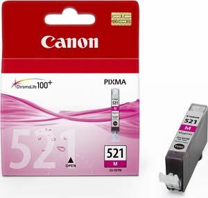 Canon tinta CLI-521M, magenta