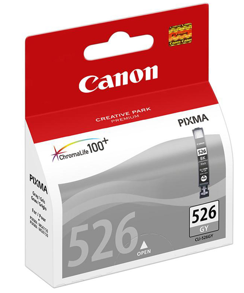 Canon tinta CLI-526GY, siva