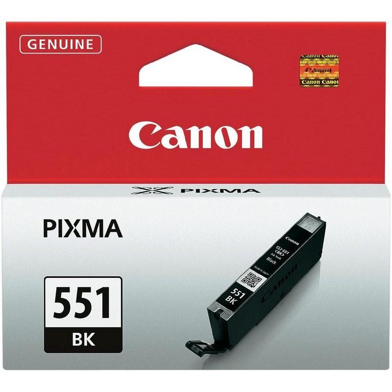 Canon tinta CLI-551BK crna