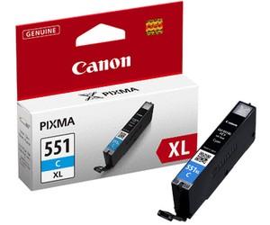 Canon tinta CLI-551C XL cijan