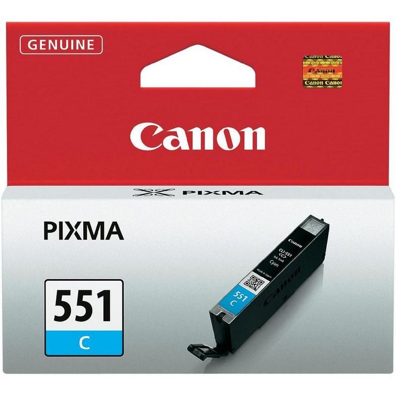 Canon tinta CLI-551C cijan