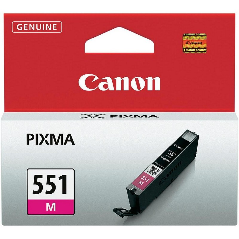Canon tinta CLI-551M magenta