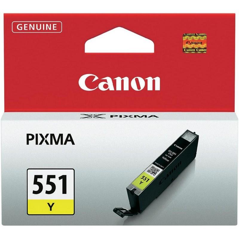 Canon tinta CLI-551Y žuta