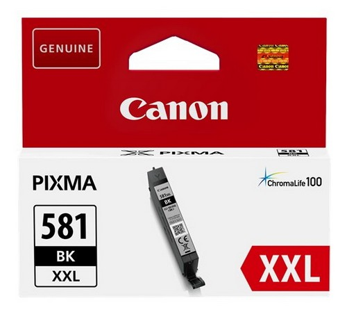 Canon tinta CLI-581BK XXL, crna