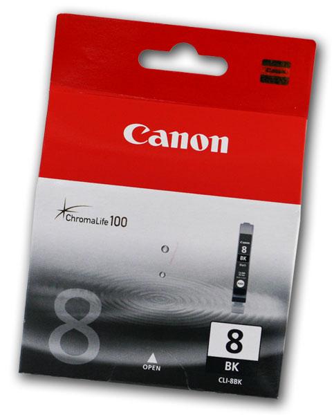 Canon tinta CLI-8BK, crna