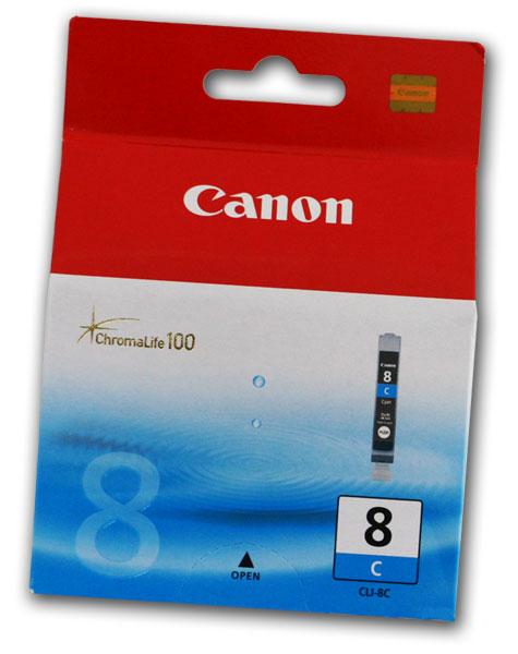 Canon tinta CLI-8C, cijan
