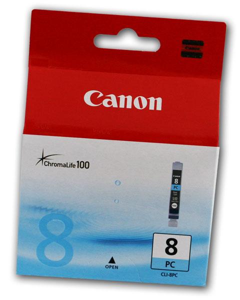 Canon tinta CLI-8PC, fotocijan