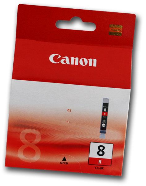 Canon tinta CLI-8R, crvena