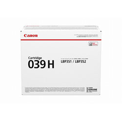 Canon toner CRG-039H