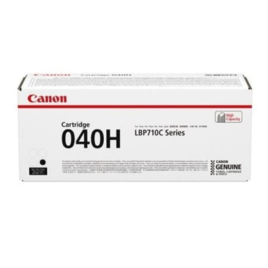 Canon toner CRG-040HB, crni