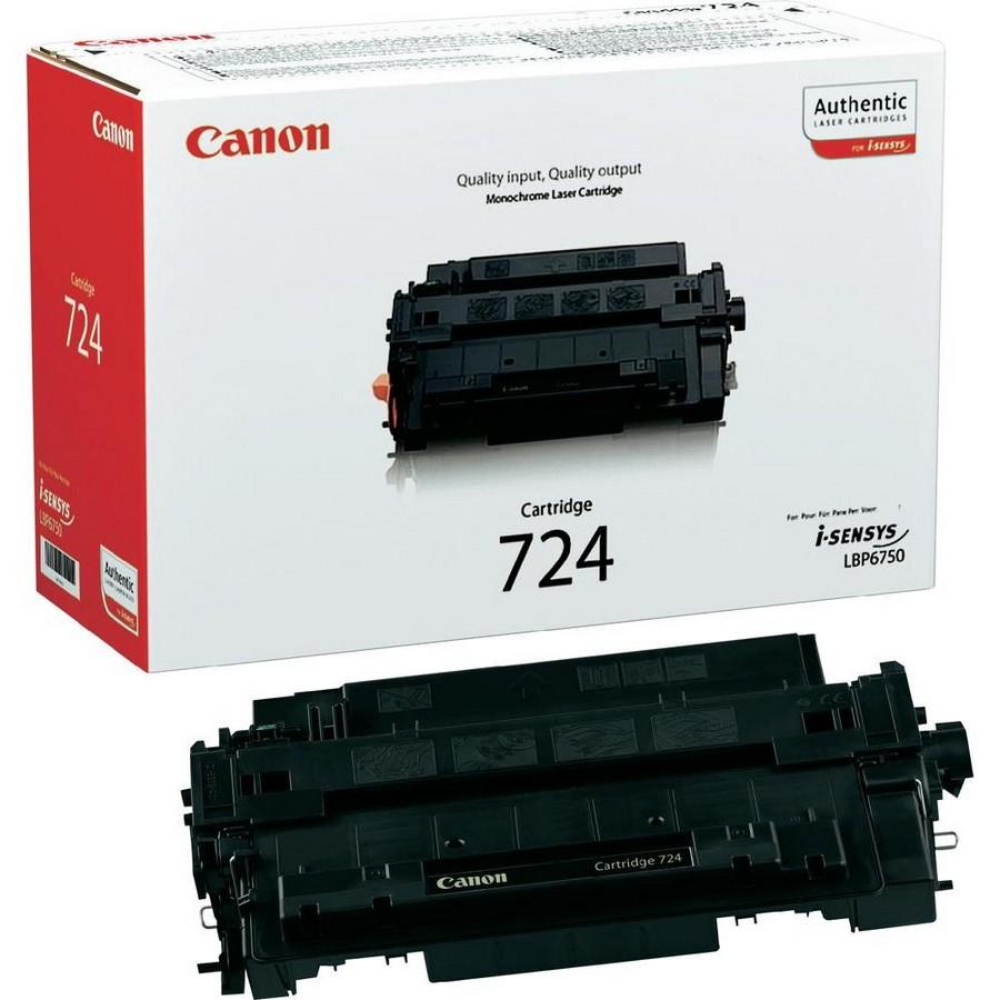 Canon toner CRG-724