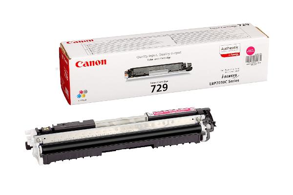 Canon toner CRG-729M, magenta