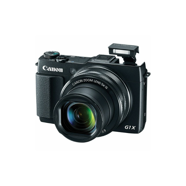 "Canon PS G1X mkII, 12.8MP, 5x, 3"", WiFi, KIT"