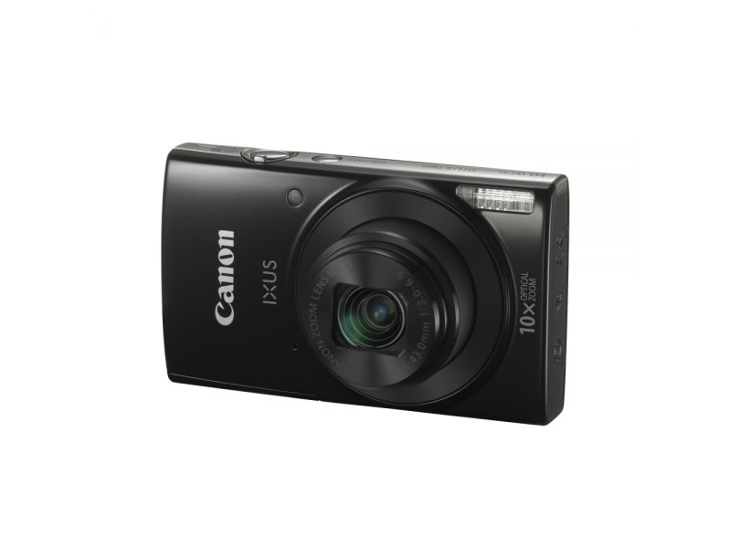Canon IXUS 190, crni