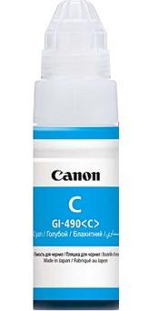 Canon tinta GI-490C, cijan