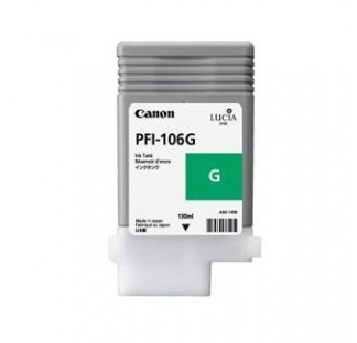 Canon tinta PFI-106, Green