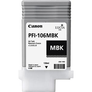 Canon tinta PFI-106, Matt Black