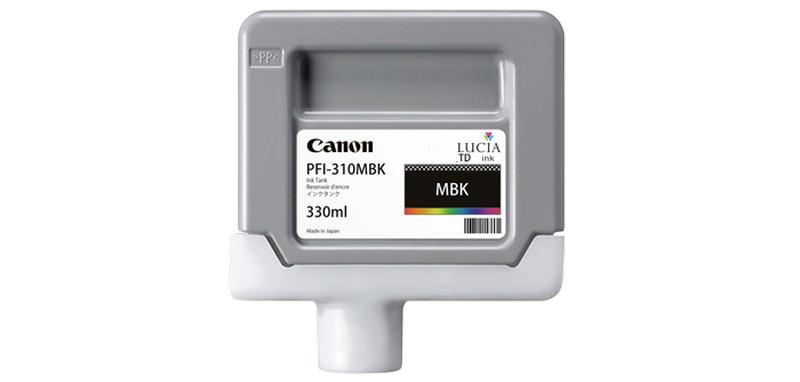 Canon tinta PFI-310, Matte Black