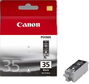 Canon tinta PGI-35BK, crna